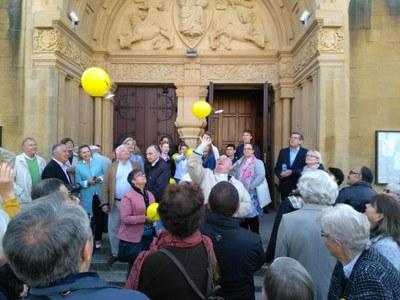 400 ans ESV Metz lâcher de ballons (15)