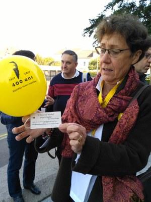 400 ans ESV Metz lâcher de ballons (3)