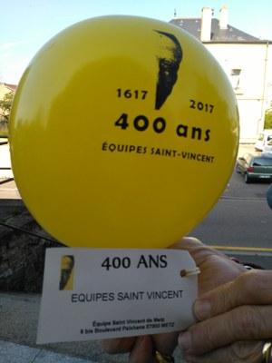 400 ans ESV Metz lâcher de ballons (4)