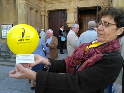 400 ans ESV Metz lâcher de ballons (6)