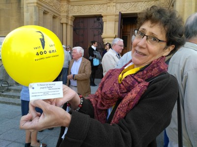 400 ans ESV Metz lâcher de ballons (7)