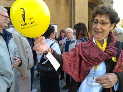 400 ans ESV Metz lâcher de ballons (8)