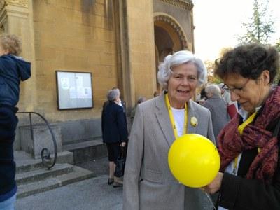 400 ans ESV Metz lâcher de ballons (9)