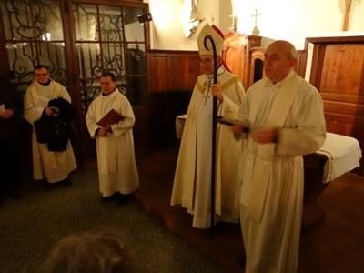 400e anniversaire de la remise de la charte aux 1eres Dames de la Charité Châtillon (27)