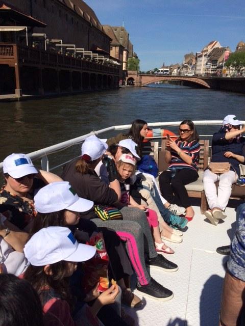 Sortie bateau mouche 400 ans Strasbourg (3)